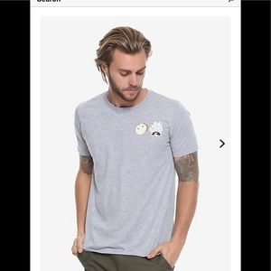 🚀 Rick and Morty Bushworkd Adventures T-shirt new